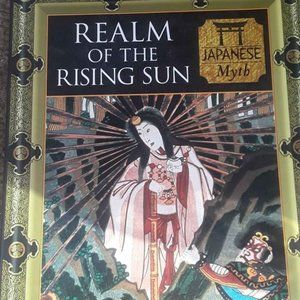 Realm Rising Sun Japanese coffee table book